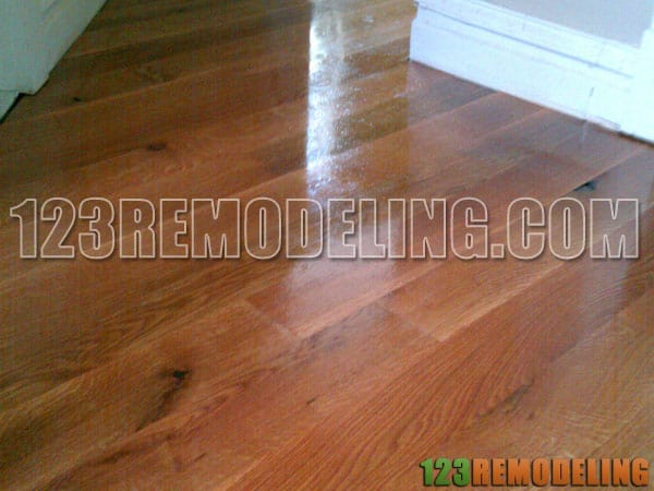 Hardwood Refinishing Evanston
