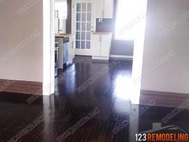 Humboldt Park Hardwood Floor Installation