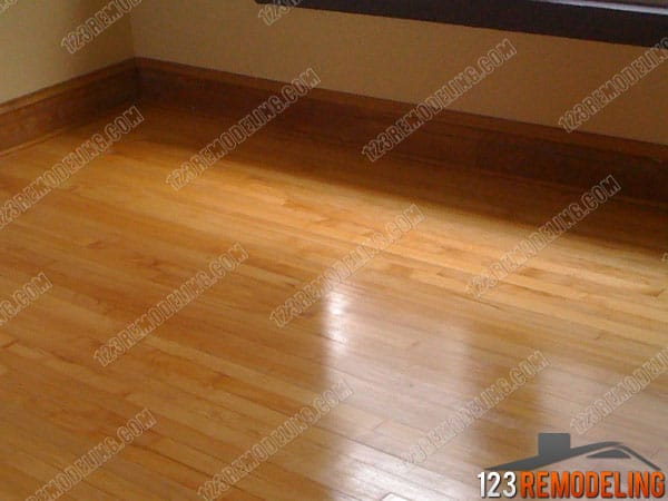 Lincoln Park Hardwood Floor Refinishing