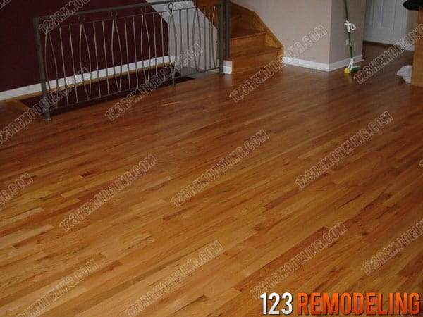 Niles Hardwood Floor Repair & Installation