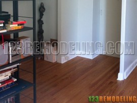 Hardwood Condo Flooring – 1225 N Wells Street, Chicago, IL (Old Town)