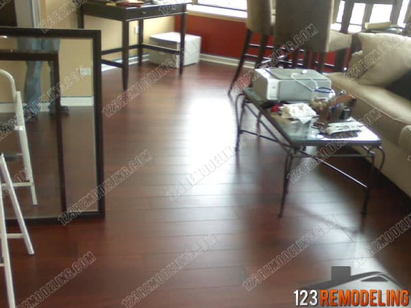 Wicker Park Hardwood Flooring