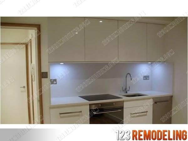 Modern Condo Kitchen Remodel