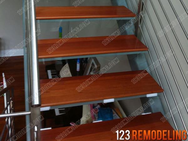 Modern Staircase Installation