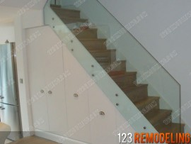 Condo Staircase Remodel – North Lakeview, Chicago, IL (Lakeview)