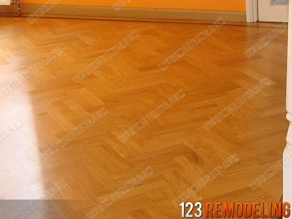 Condo Hardwood Flooring