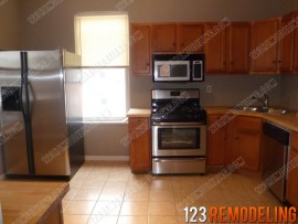 Chicago Kitchen Remodeling - 235 W Van Buren St, Chicago, IL ( Downtown )