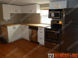 Humboldt Park Kitchen Buildout