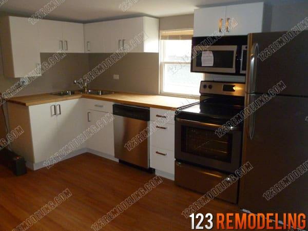 Humboldt Park Kitchen Remodel