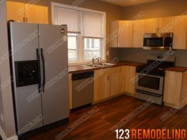 Logan Square Kitchen Remodel