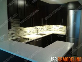 Kitchen Remodel - 440 North Wabash, Chicago, IL (Downtown Loop)