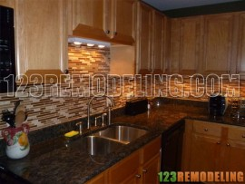 Condo Kitchen Remodel – Emerald Lofts, Chicago, IL (West Loop)
