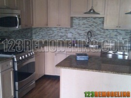 Condo Kitchen Remodel - 165 N Canal St, Chicago, IL (West Loop)
