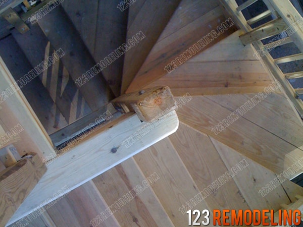 Wicker Park Staircase Repair