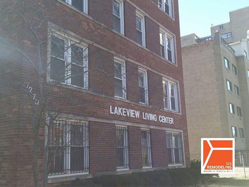 Multi-Unit Residential Gut Rehab - 7270 South Shore Dr, Chicago, IL (South Shore)
