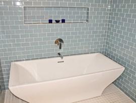 South Loop Townhouse Bathroom Remodel