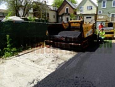 Asphalt Driveway Covering