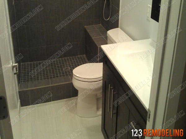 Remodeling A Condo Or Loft Bathroom As Easy As 123 123