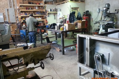 Chicago Metal Fabrication