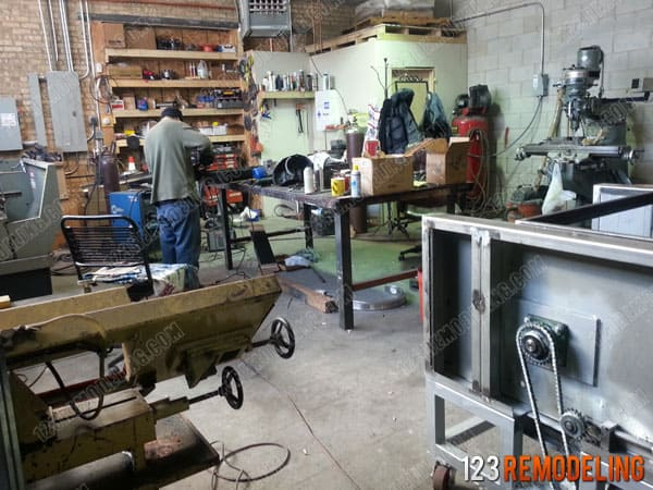 Chicago Metal Fabrication