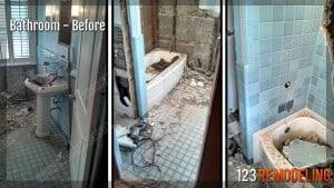 Bathroom Remodeling Chicago - Before