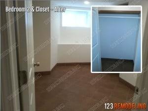 Completed Bathroom Remodel