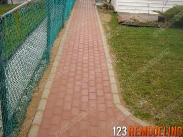 Skokie Paved Walkway