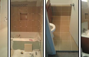 Low Range Cost of Bathroom Remodel