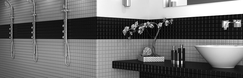 Mosiac Bathroom Tiles