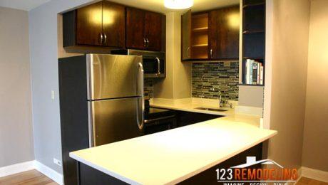 Condominium Kitchen Remodeling