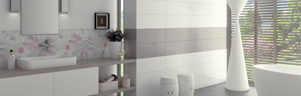 Antibes Collection - Bathroom Wall Tile