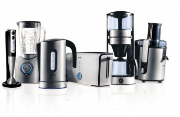 Modern Stainless Steel Small Kitchen Appliances