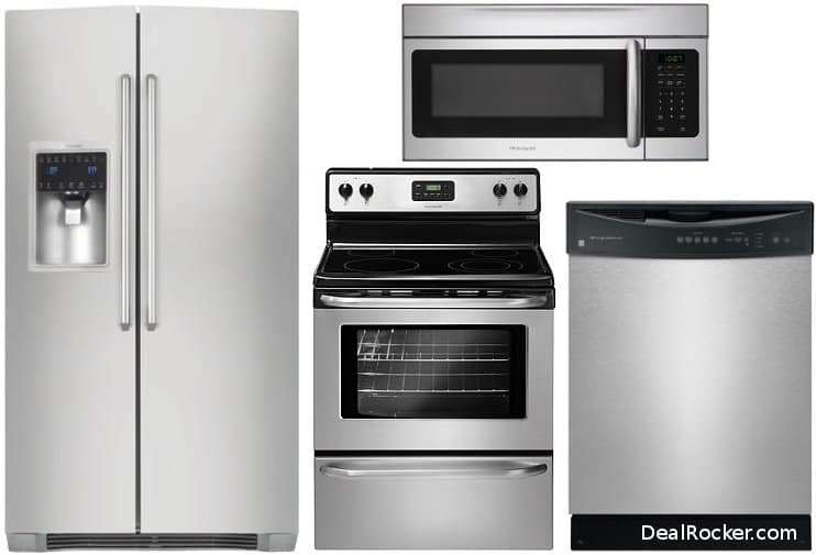 kitchen appliances - 123 Remodeling