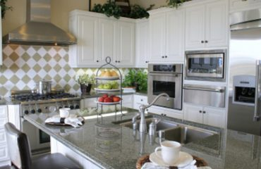 Example of a kitchen layout
