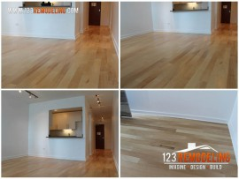 Condominium Engineered Flooring