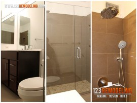 Studio Condominium Bathroom