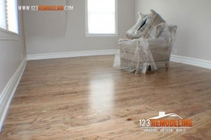 Engineered Flooring - Red Oak