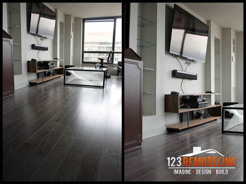 Charcoal Engineered Flooring