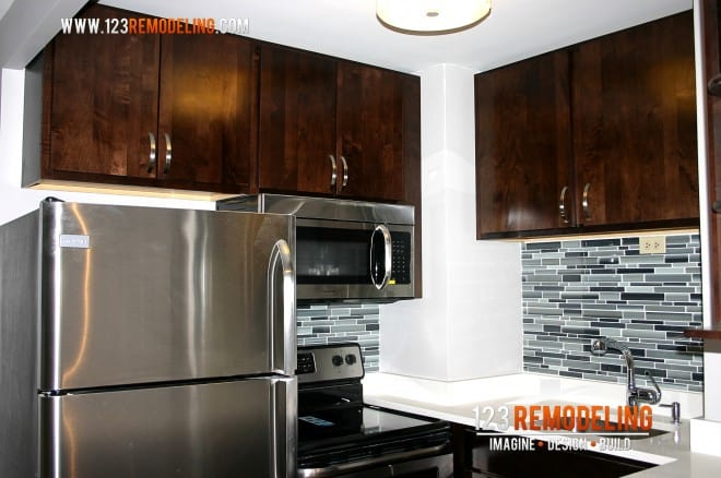 kitchen remodel chicago by 123remodeling