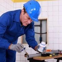 Plumbing Worker