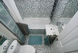 ceramic mosaic bathroom