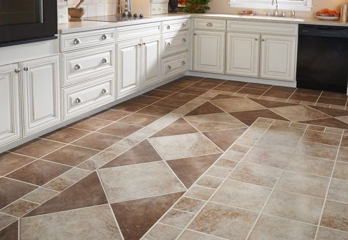 How to Choose Kitchen Floor Tile – 123 Remodeling