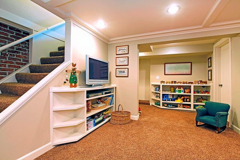 Chicago basement remodeling by 123
