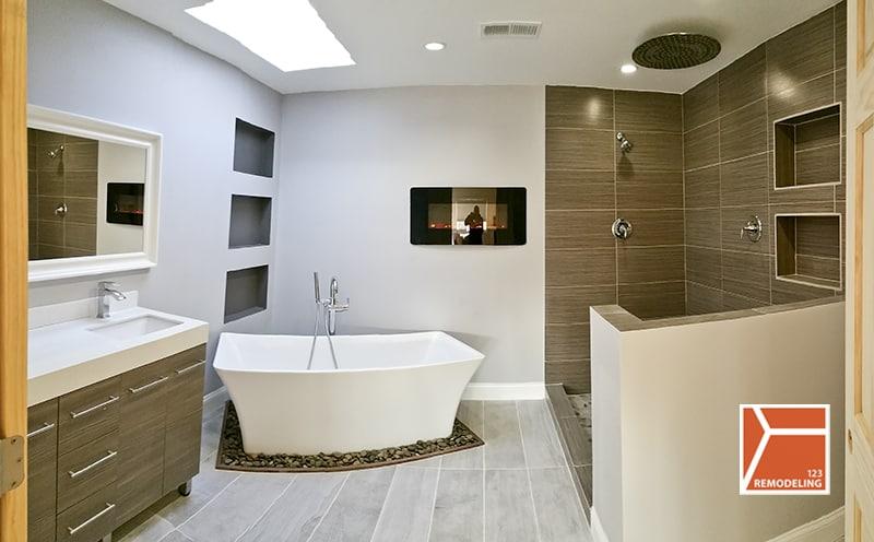 Bathroom Renovation in Skokie
