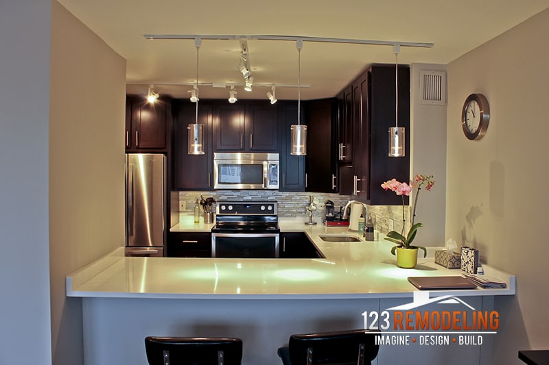 gold coast kitchen remodel