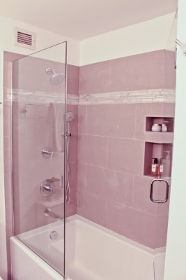 shower remodeling