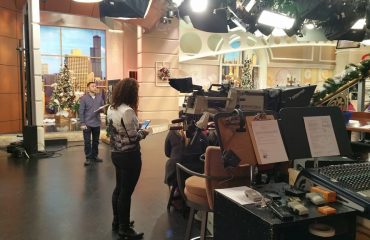 windy city live studio
