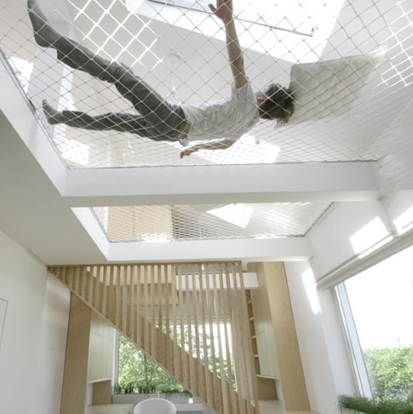 ceiling hammock