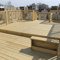 5 Decking Materials - costs, benefits and life-span - 123