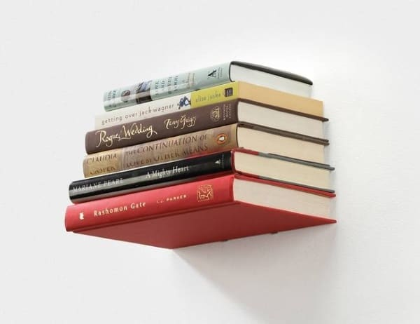 hidden bookshelf